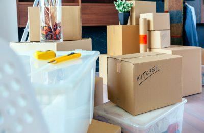 Tips to help busy people pack their belongings